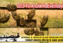 2019 yılı arıcılık festivalindeyiz