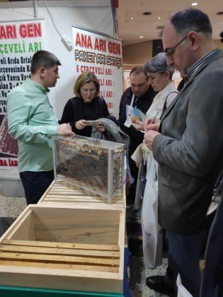 2020 haliç arıcılık fuarı - ana arı gen 4